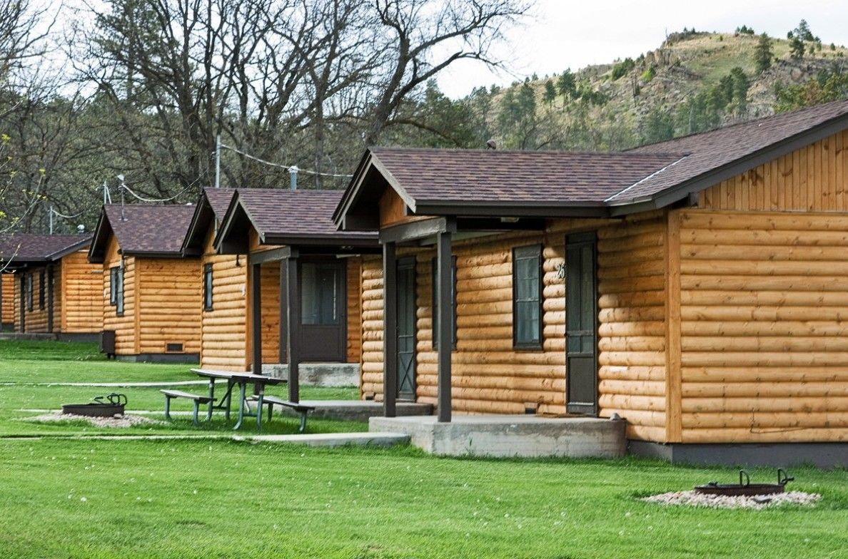 Small Sleeping Cabin (S2Q) » Cabins » Accommodations » State Game Lodge »  Lodges · Custer State ParkCozy ...