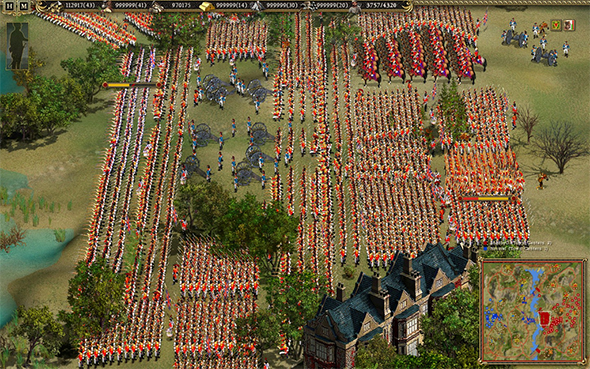 Cossacks 3 Review and Cheats   GameSpace Cheats and Tips