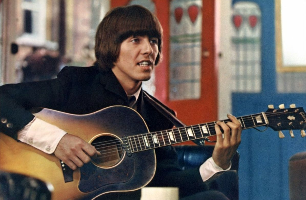 Nowhere Boy George Harrison