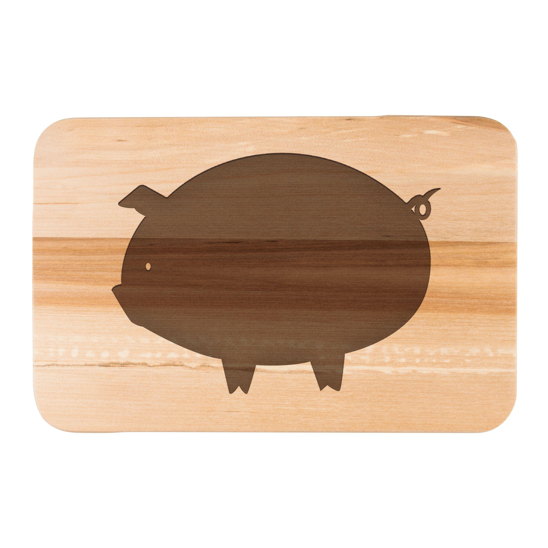 Frühstücksbrett Schwein aus Birkenholz  natur - Das Original von Mr. & Mrs. Panda.  Ein wunderschönes Holz Frühstücksbrett von Mr.&Mrs. Panda aus edler und naturbelassener Birke in den Maßen 22 cm x 14 cm.    Über unser Motiv Schwein  Das Schwein gilt als Glücksbringer und wird gerne verschenkt, wenn jemand auf schnelles Glück angewiesen ist.   Auch spielen Schweine in unserer Landwirtschaft eine wichtige Rolle. Wer also das perfekte Accessoir für die Küche aucht oder Schweine sammelt, oder…