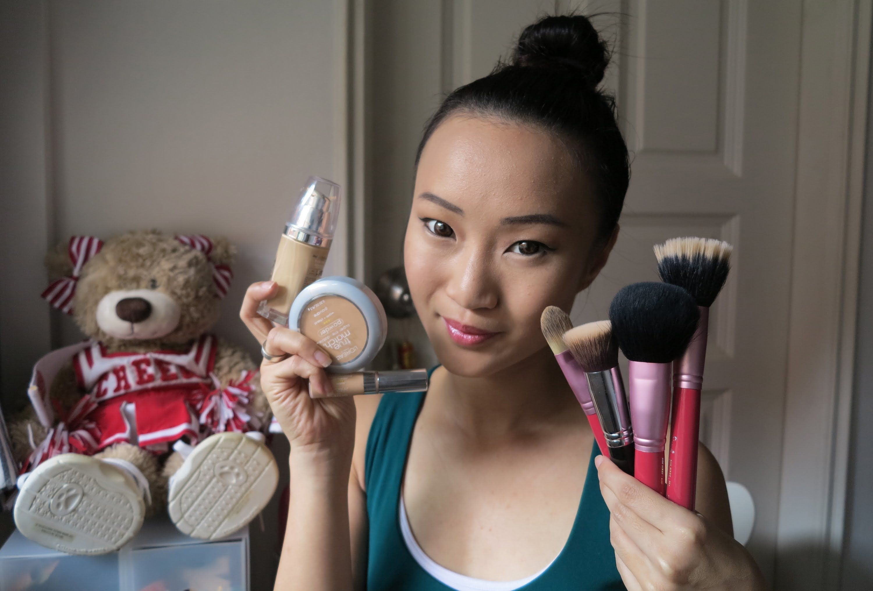StepbyStep Basics ♥ How To Apply Foundation, Concealer