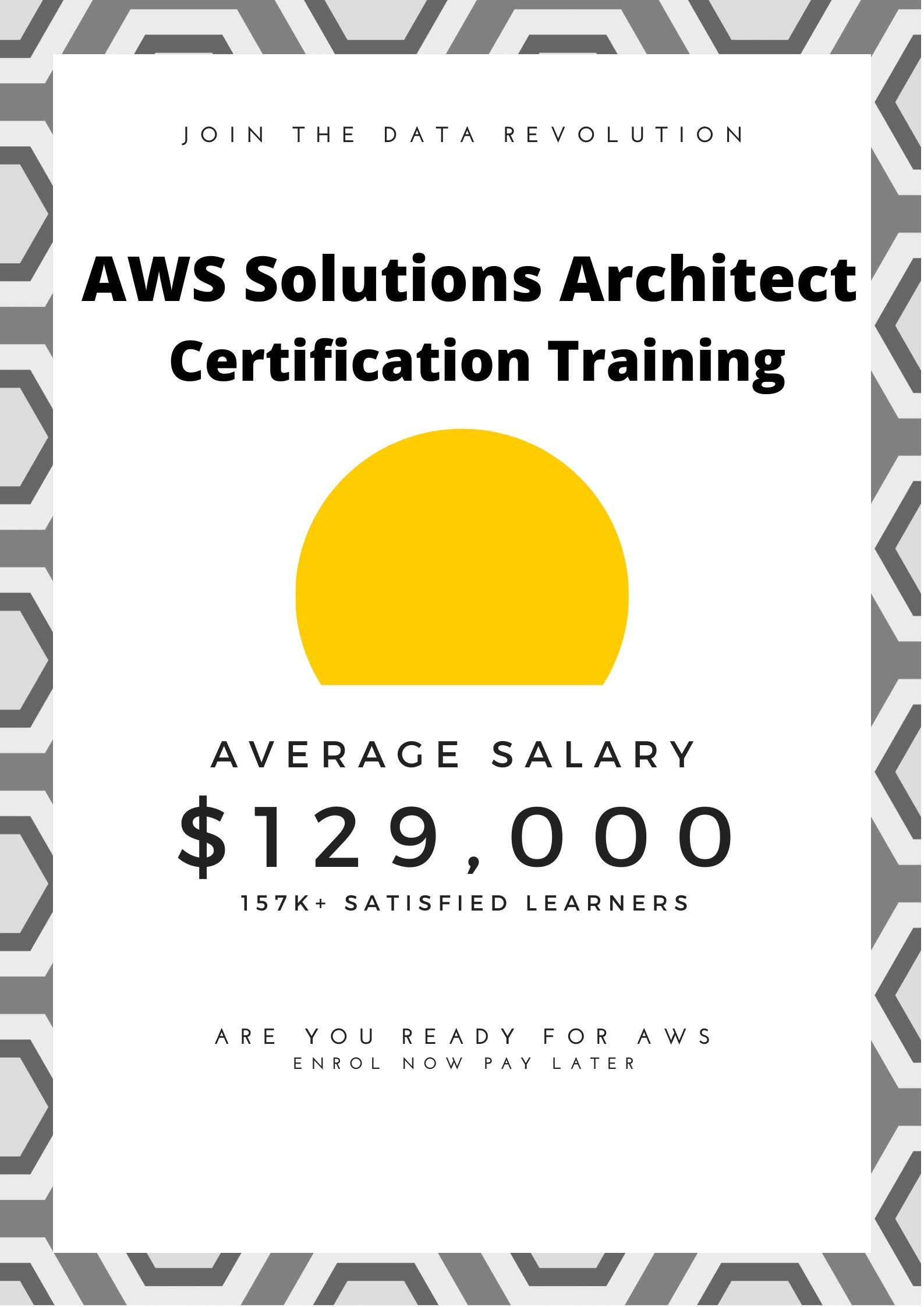 Aws certified solutions architect in 2020 solution