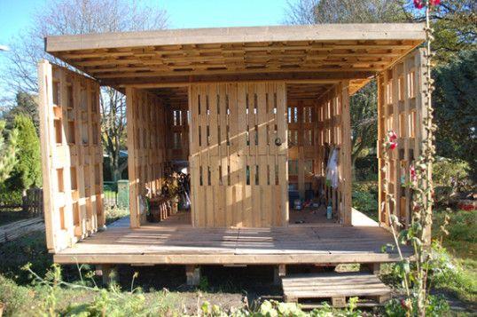 Gartenhaus am Holstenkamp | Öffentliche Gestaltungsberatung | A