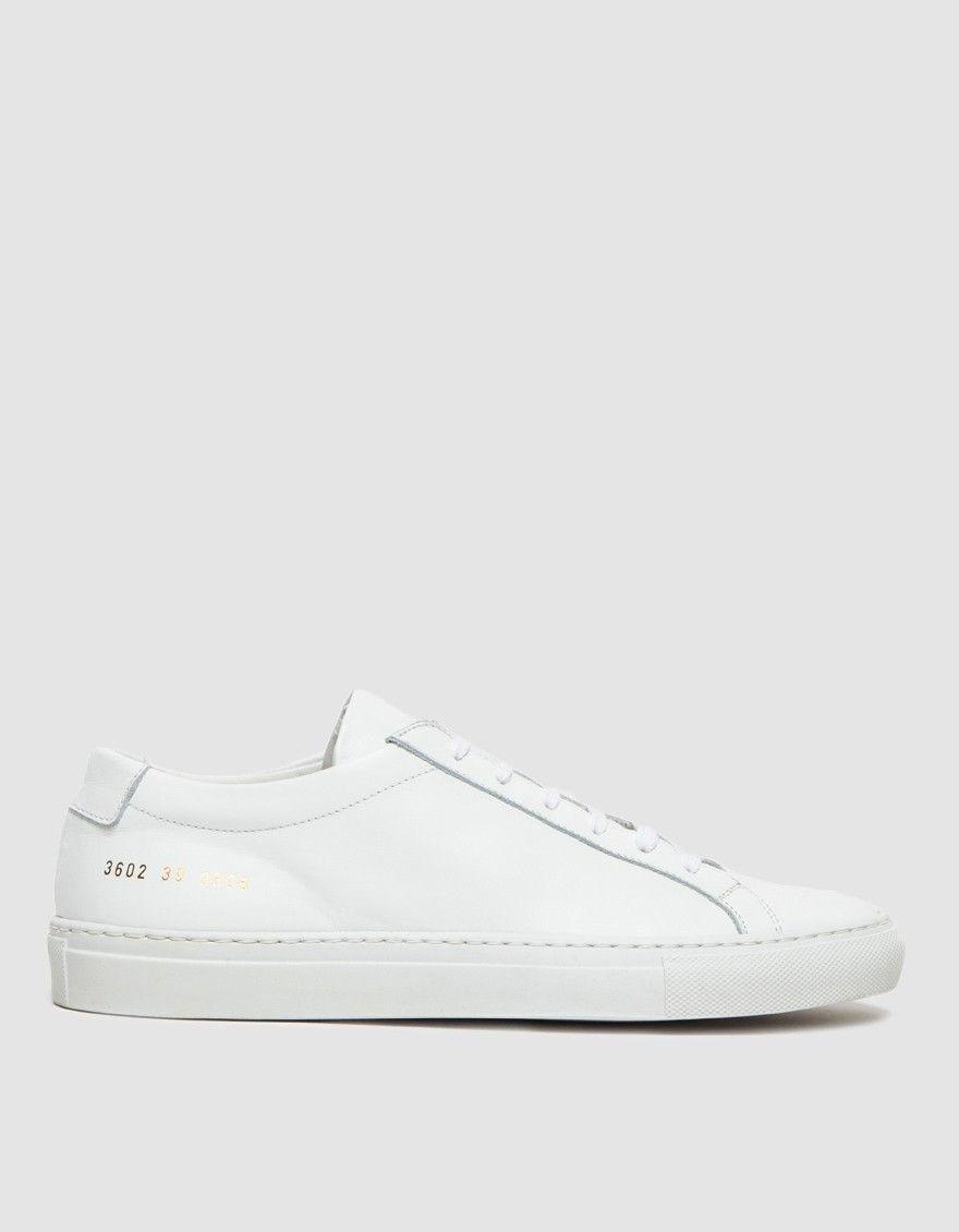 Original Achilles Low in White