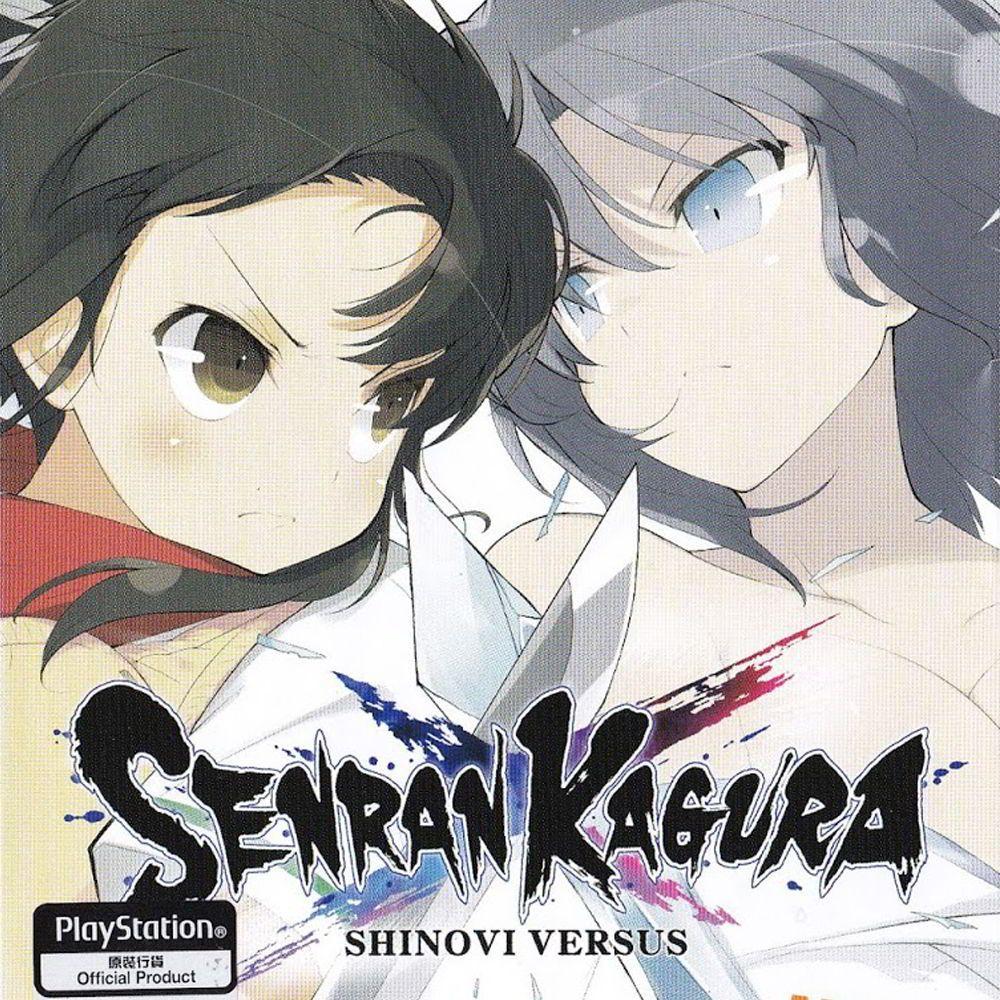 Senran Kagura Shinovi Versus Jual Game