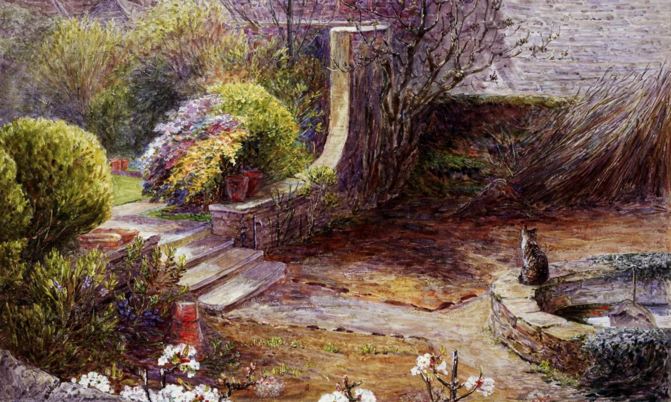 Beatrix potters landscape inspirations in pictures