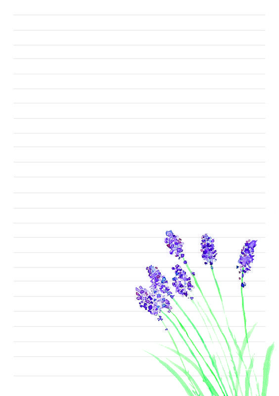 Papier A Lettre        Stationary