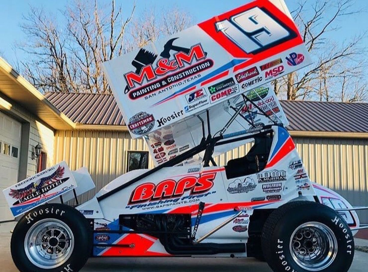 Brent M Sprint Car Racing Sprint Cars Dirt Racing