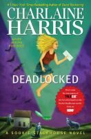 """New the week of 5-1-12: """"Deadlocked"""" by Charlaine Harris"""