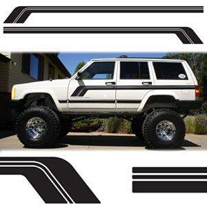 Jeep Cherokee Decals Liberty And Grand Cherokee Decals Jeep