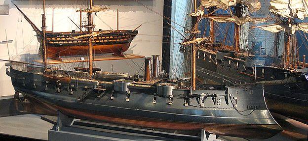 iron clad sailing ships - Google Search