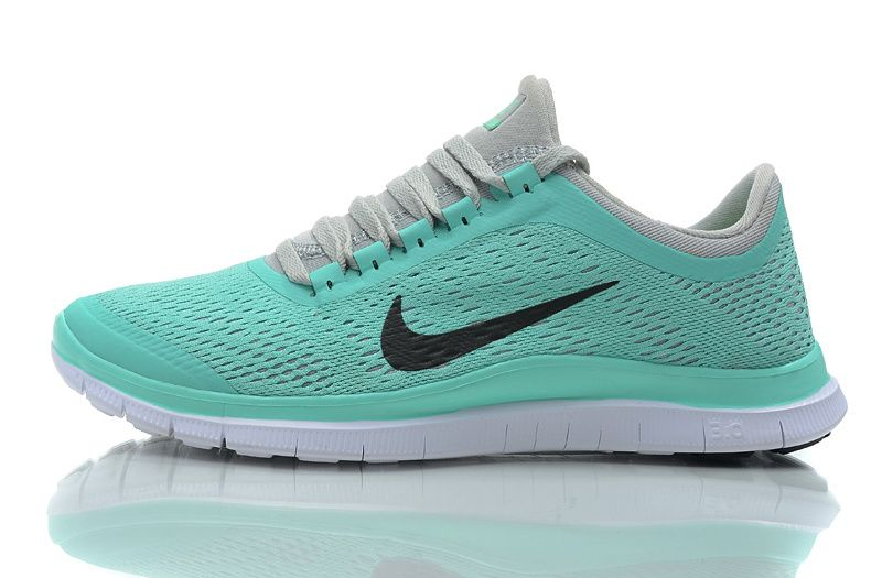 No outfit is complete without a pair of fresh Nike sneakers. Via Michelle  Nielsen. Tiffany Blue ShoesNike RunningNike Free RunsThe ...