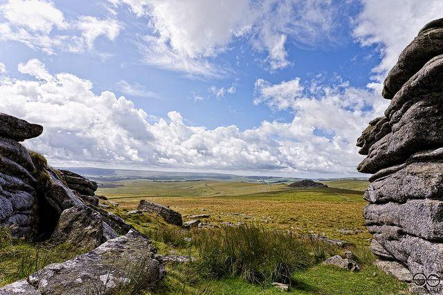 Higher White Tor, Dartmoor