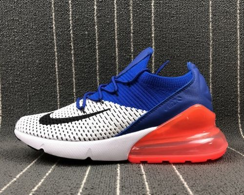 17178808a0ea ... discount code for high quality nike air max 270 flyknit racer blue  total crimson mysecretshoes 49036