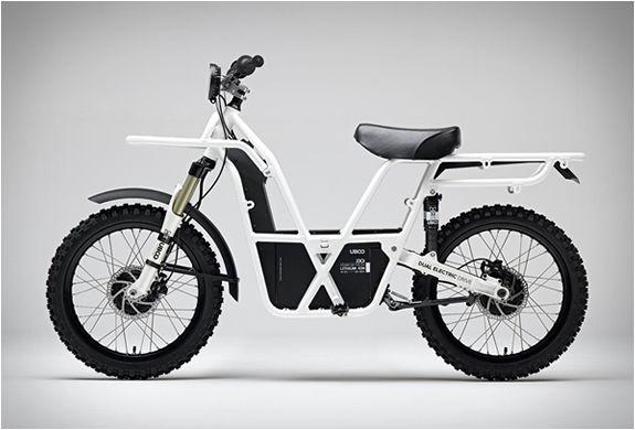 Ubco Utility Bike Med Billeder Scootere