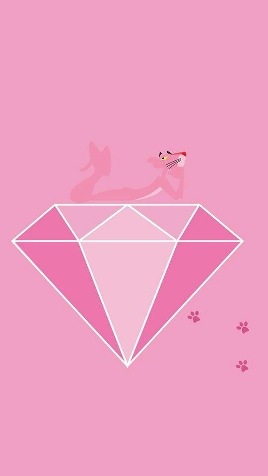 Pin By Samantha Keller On Cartoons Characters Pink Panther Diamond Pink Panter Pink Panther Cartoon