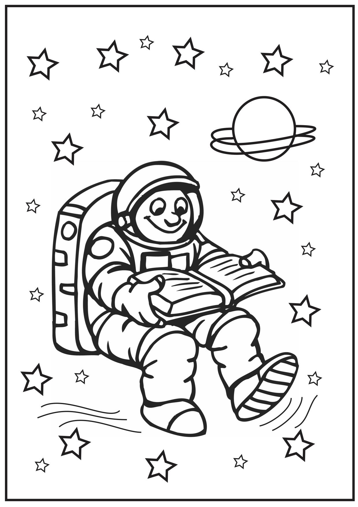 25 Book Coloring Pages That You Can Download Now Use In