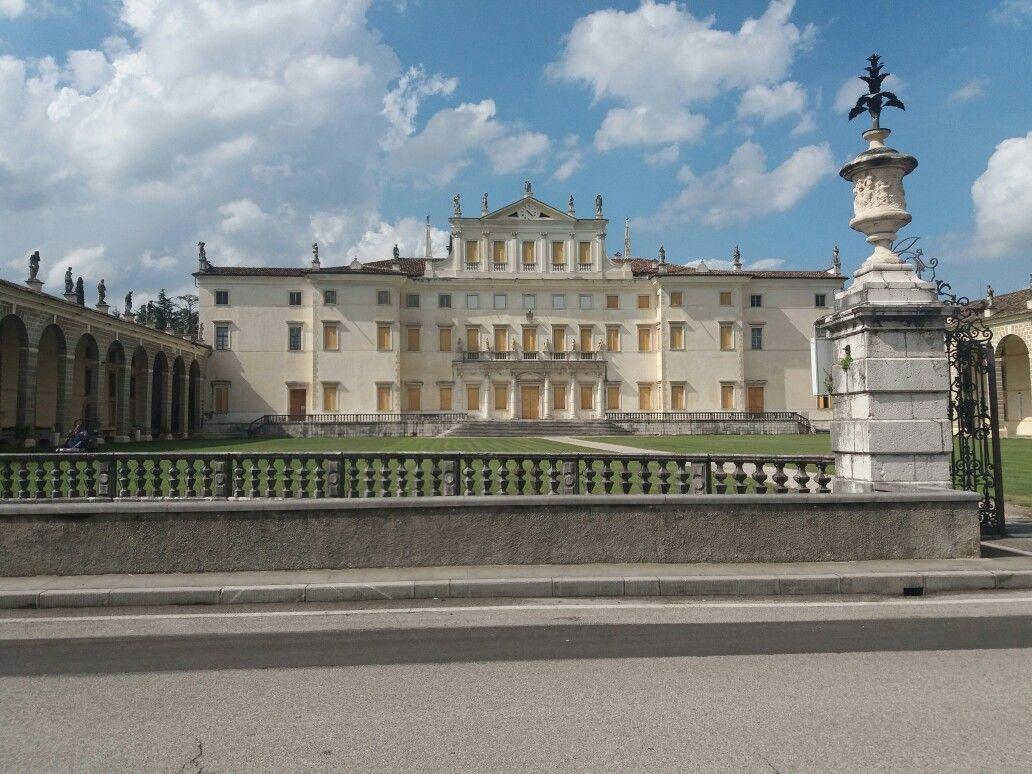Villa Manin. ITALY.
