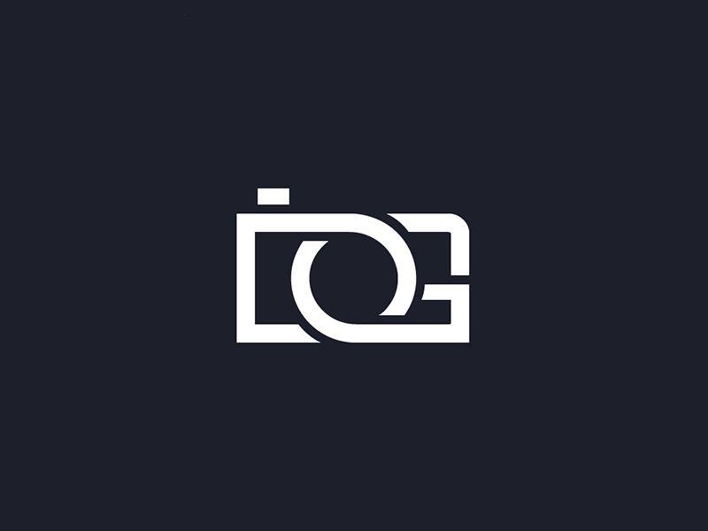 Dg Photography Logo Pinterest Logos Cameras And Shapes