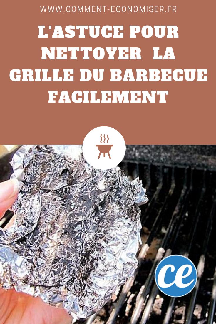 Comment Nettoyer Une Grille De Barbecue : comment, nettoyer, grille, barbecue, L'Ultime, Astuce, Nettoyer, Grille, Votre, Barbecue, Facilement., Astuces, Nettoyer,, Barbecue,, Nettoyant