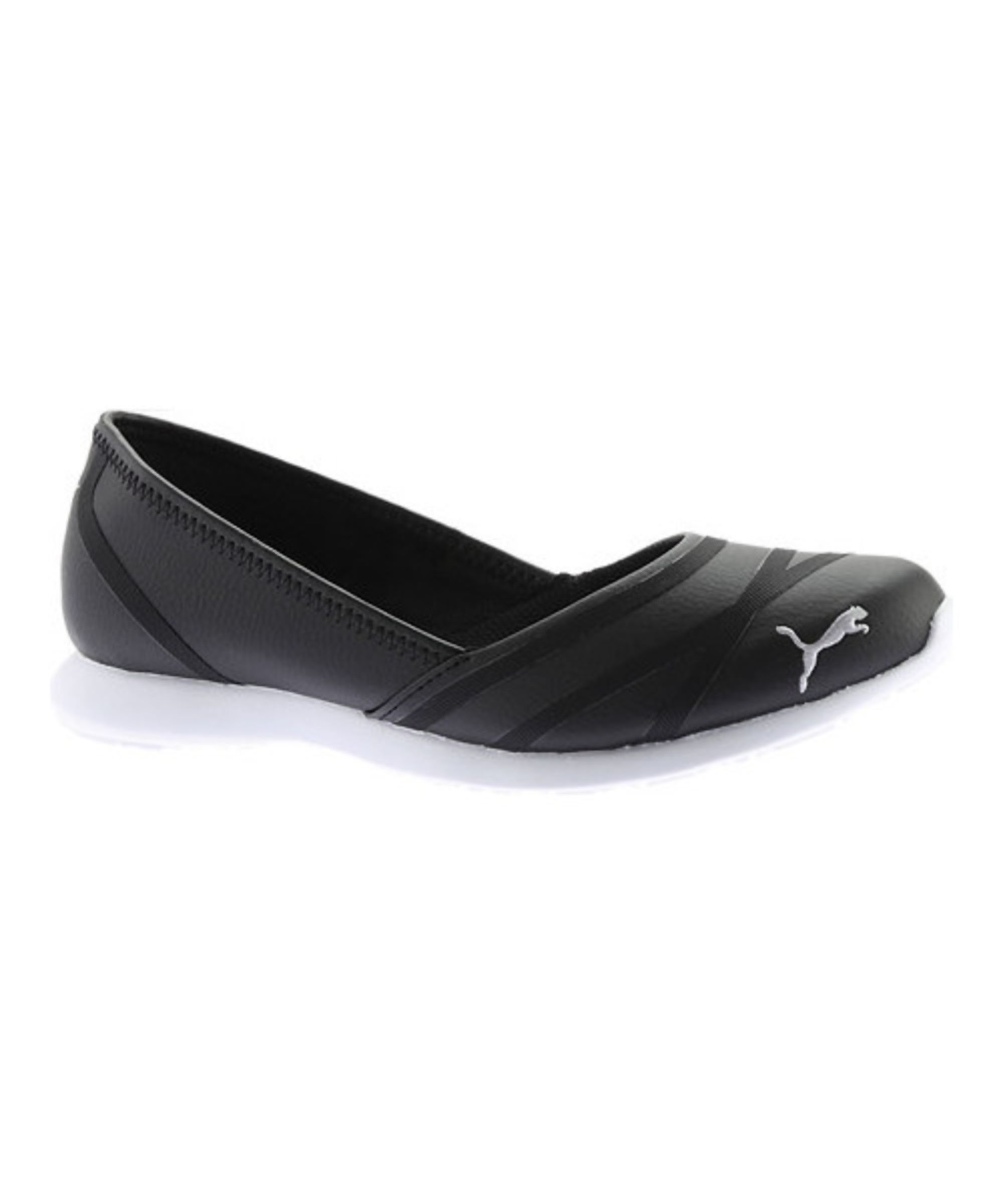 Puma Women's Vega Ballet Sl Flat #Shoes