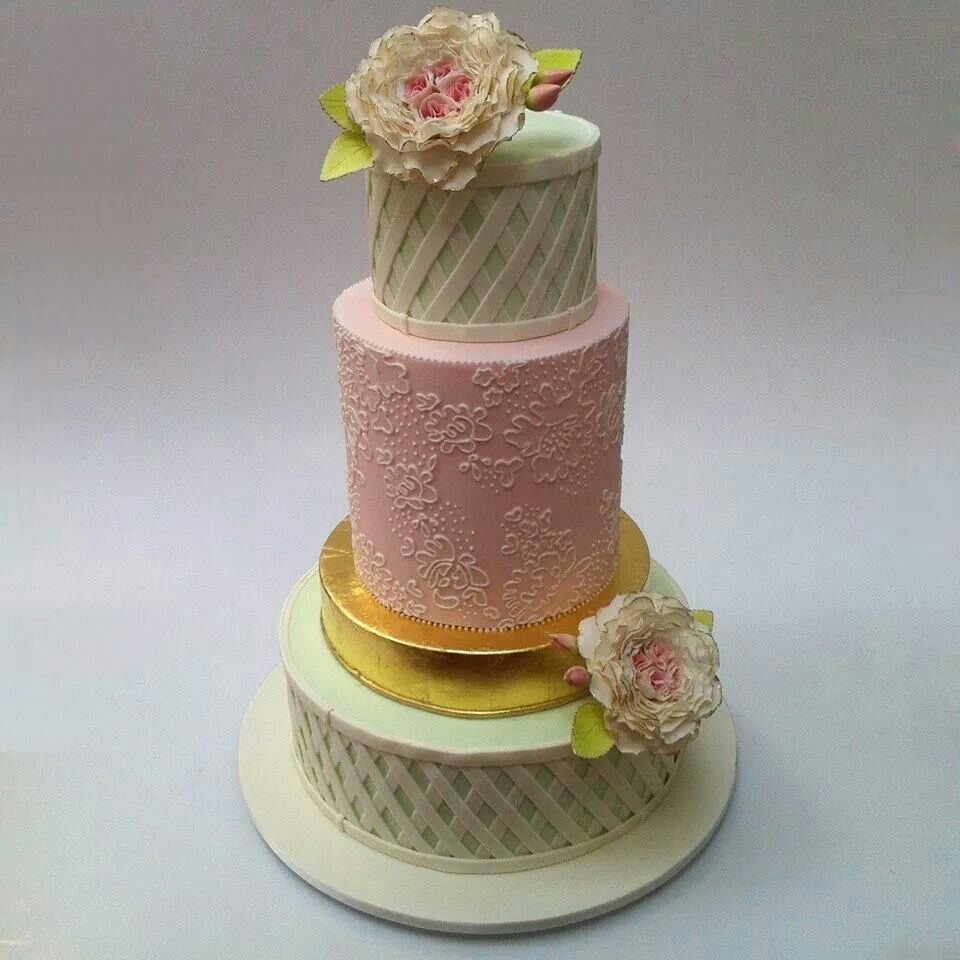 Fondant cake decorating pinterest