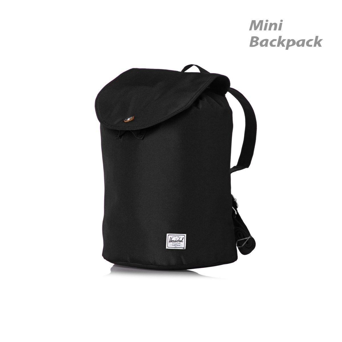 05db5648b90 Herschel Backpacks - Herschel Reid Womens Backpack - Black ...