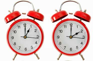 Red Alarm Clocks