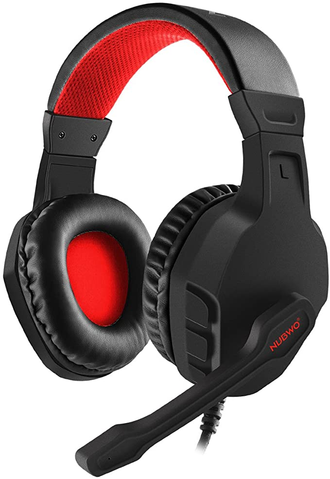 NUBWO U3 3.5mm Gaming Headset for PC, PS4