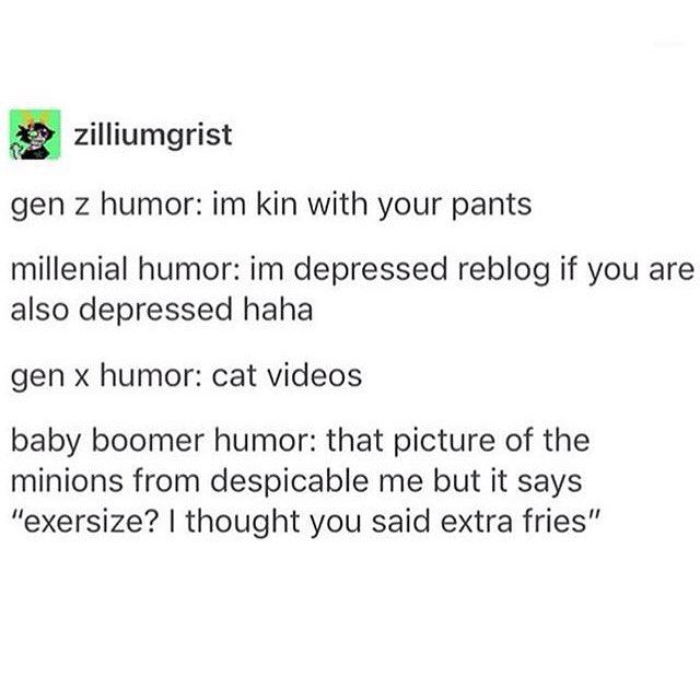 Gen Z Humor Is Also Quite May I Have Tide Pods With A Side Of Bleach Tumblr Funny Humor Funny