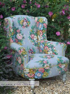 sanderson vintage 2 sofa - Google Search