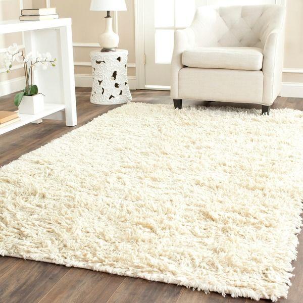 furniture near me hand woven posh ivory wool shag rug cheap mall