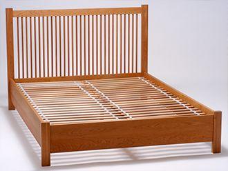 【ジョン・ケリー】チェリー無垢材の家具/J-17~20 ベッド