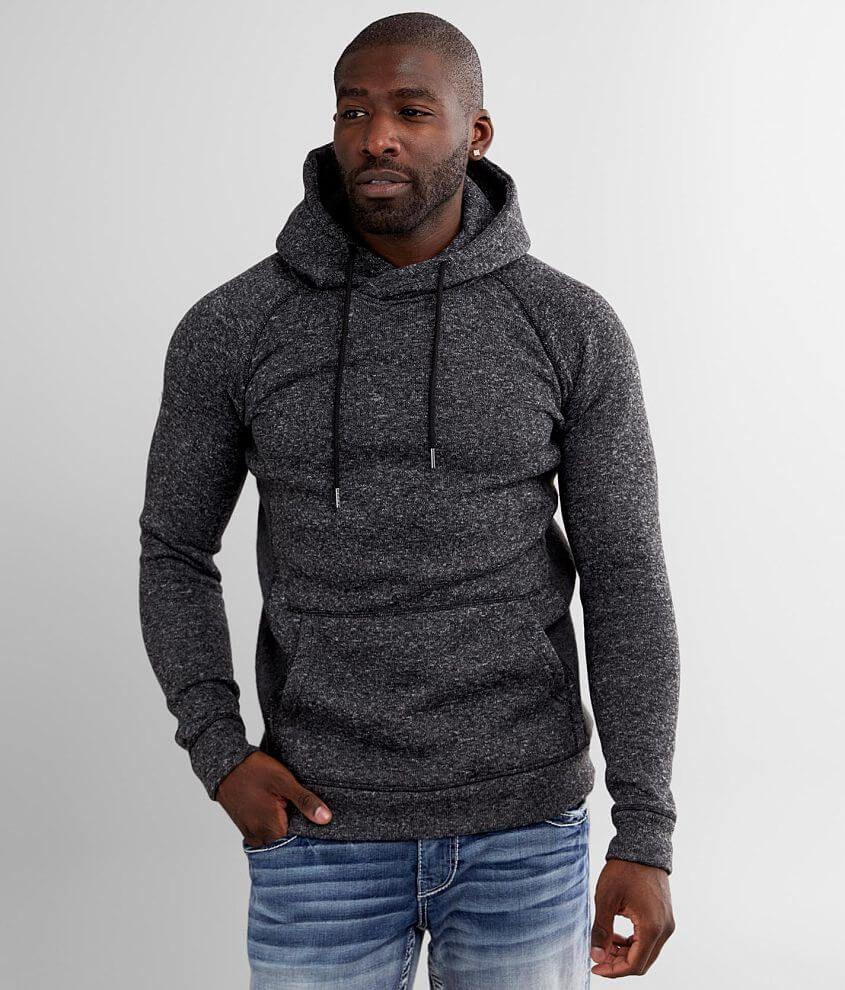 Bke Cozy Hooded Sweatshirt Men S In 2021 Hooded Sweatshirt Men Stylish Mens Outfits Mens Sweatshirts [ 990 x 845 Pixel ]