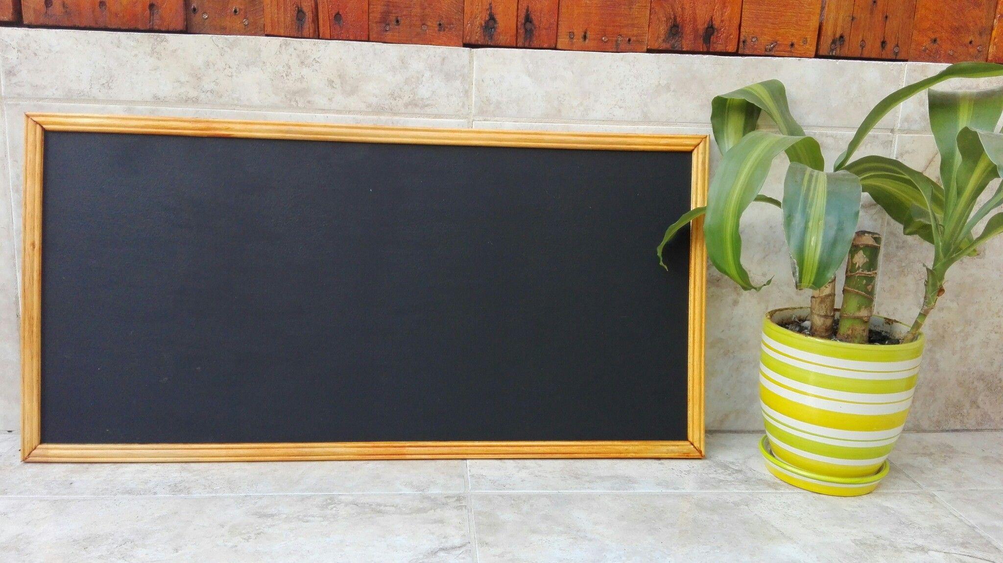 Pizarra Materiales Placa de madera Marcos para madera Pintura para ...
