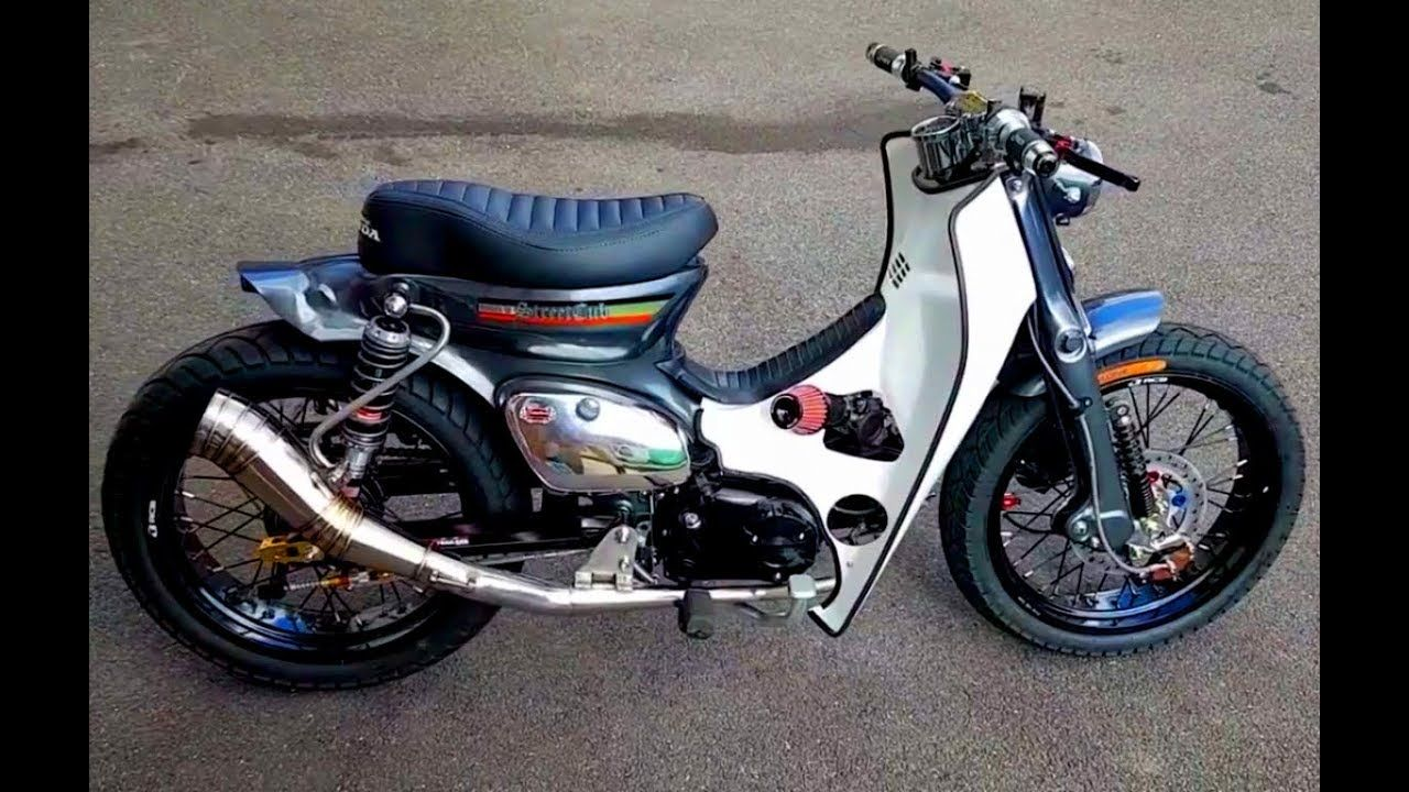 Pin On Honda Motorbikes