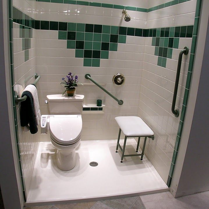 Accessible Showers by Best BathUniversal Design Style | BOBBI\'S ...