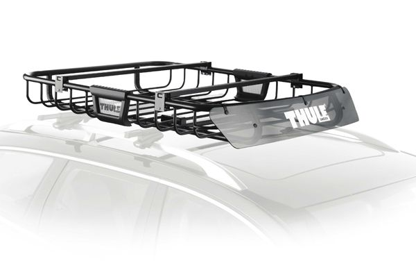 Thule 690 Moab Roof Top Cargo Baskets Thule Moab Suburban Cargo Basket Jeep Commander Thule Roof Rack Jeep Commander Accessories