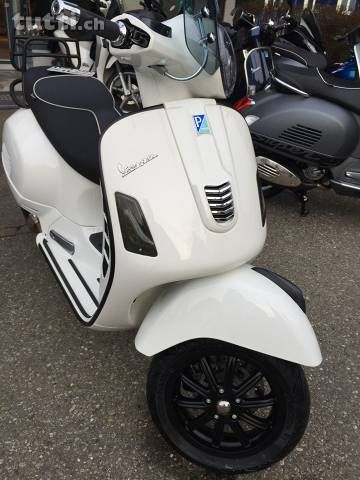 vespa gts 300 tuning special umbau 13 zoll weiss 2 in z rich kaufen motolino vespa store. Black Bedroom Furniture Sets. Home Design Ideas