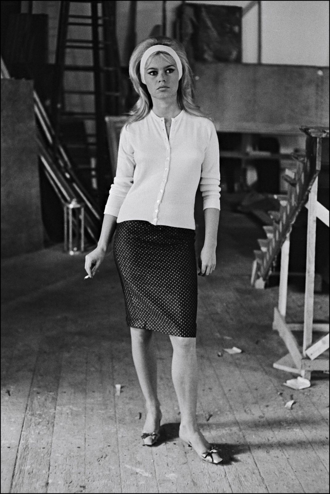 Brigitte Bardot, Fashion Icon - ICON-ICON