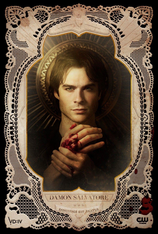 Salvatore on the vampire diaries he was pictures to pin on pinterest - The Vampire Diaries Damon Salvatore