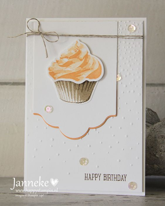 Stampin' Up! - Happy Birthday -