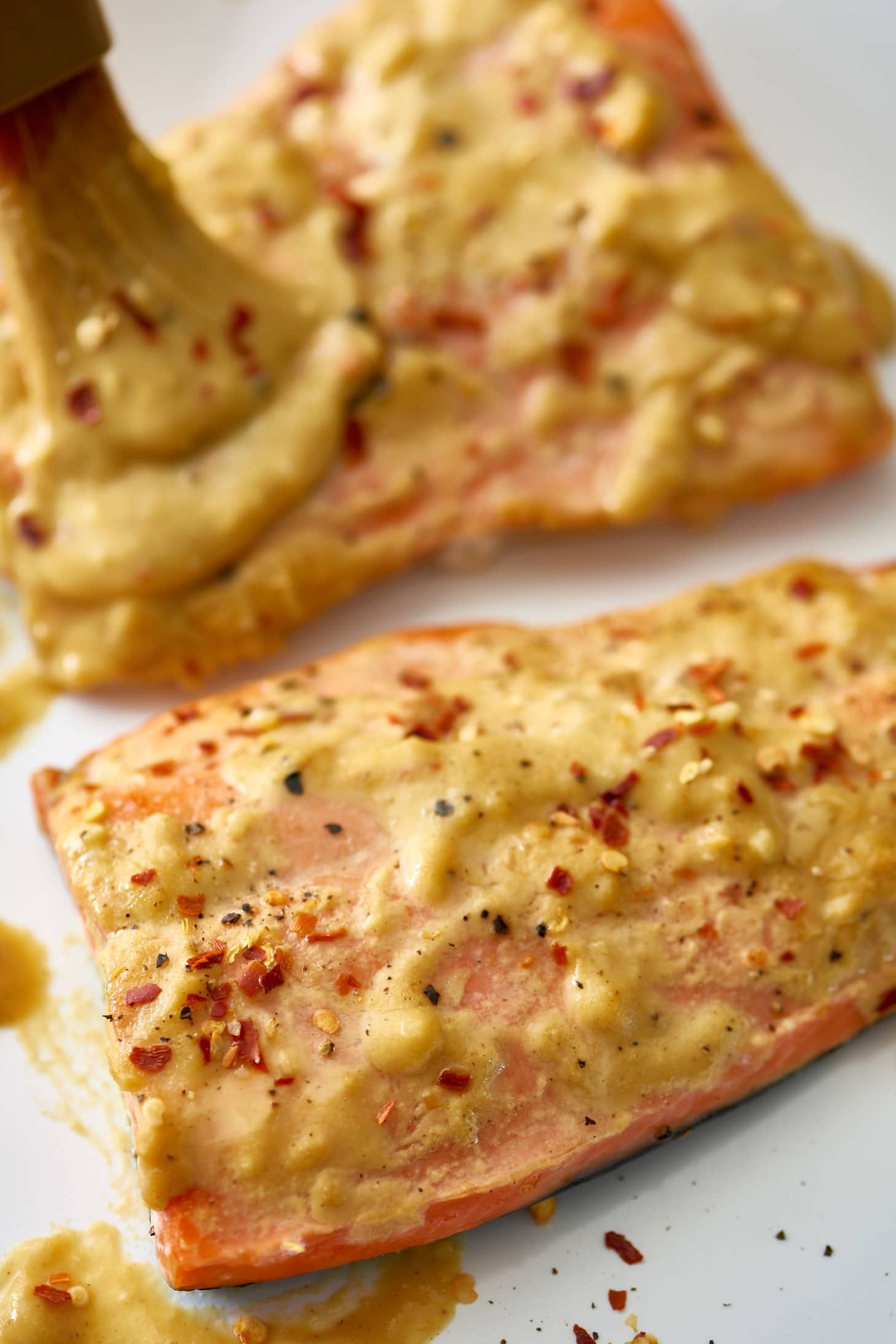 How To Cook Frozen Salmon in the Oven | Recipe | Cook ...