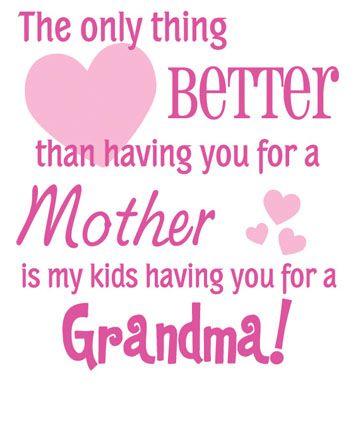 Happy Mother Day Grandma Quoteko Com Happy Mothers Day Parents Appreciation Mom And Grandma