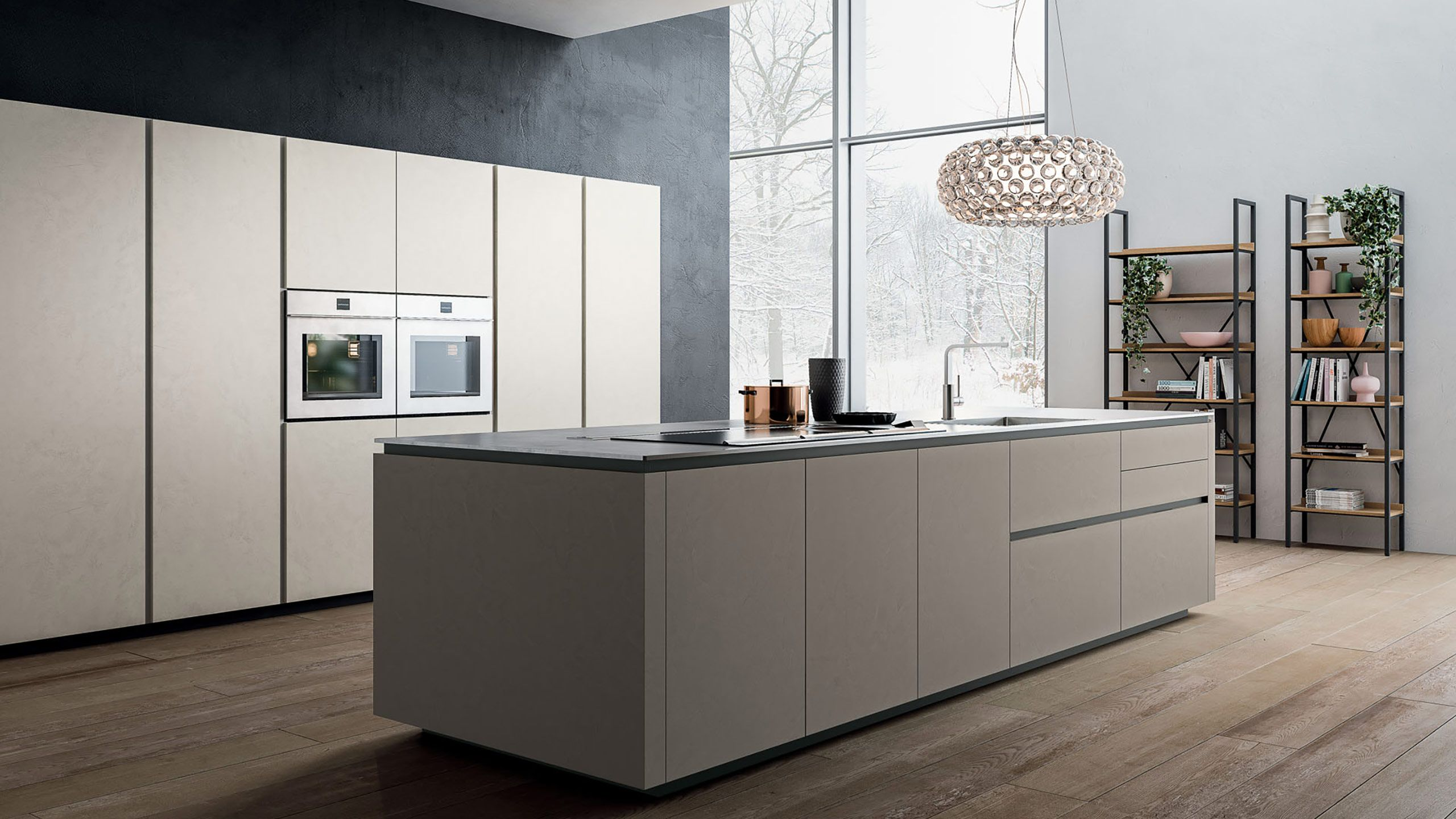 Pin By Tendenza Cucina On Exligno In 2020 Home Goods Decor Kitchen Style Smart Kitchen