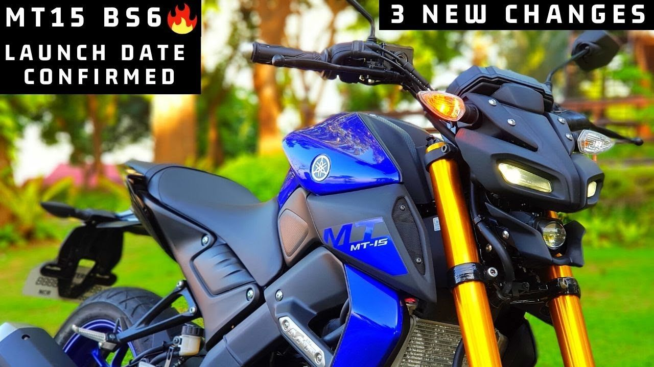 Finally Yamaha Mt 15 Launch In India Price And Features