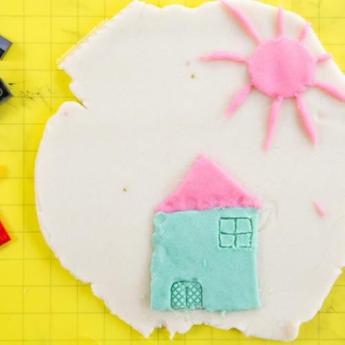 The Best No Cook Playdough Recipe (plus a comparison