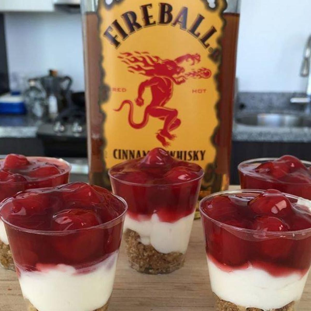 Campbell family fireball whiskey shots cheesecake recipe whiskey campbell family fireball whiskey shots cheesecake recipe whiskey shots fireball whiskey and cheesecakes forumfinder Images