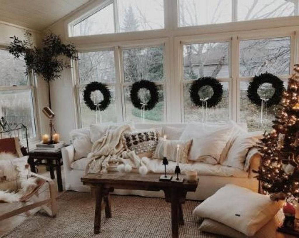 50 Beautiful Winter Home Decorations That Will Make You