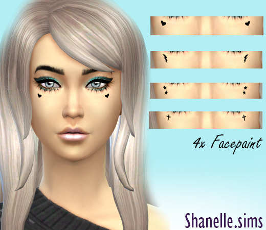 Pin On Bri S Ts4 Cc Finds Makeup Skin Lana cc finds will not be deleted on december 17th, 2018! pinterest